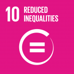 Sustainable goal UN 10 Reduced Inequalities -Smart-Education